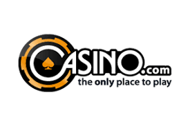 You are going to like the welcome bonus on the opening page of the Casino.com.